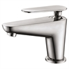 AB27 1600C Single-lever lavatory faucet, Chrome (Standard pull-up drain with lift rod D90 0010C included)