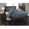 Contempo Solid 6pc Queen Comforter Set, Dark Teal