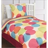 Jada 3 pc Full Comforter Set, Yellow/Multi