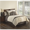 Verbena 10 pc King Comforter Set, Linen
