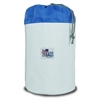 SailorBags Newport Large Stow, white w/blue trim