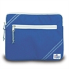SailorBags Chesapeake iPad Sleeve, blue w/grey trim