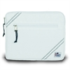 Chesapeake iPad Sleeve, white w/blue trim