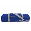 Chesapeake Yoga Bag, blue w/grey trim