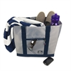 Silver Spinnaker All Day Tote