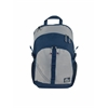 SailorBags Silver Spinnaker Daypack, silver w/blue trim