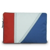 SailorBags Tri-Sail Laptop Sleeve, red, white, blue