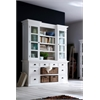 NovaSolo BCA600 Library Hutch with basket set