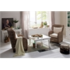 NovaSolo T774 Square Coffee Table