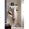 D160 4-Hook Coat Rack