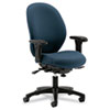HON Unanimous High-Performance Mid-Back Task Chair, Cerulean Fabric
