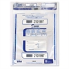 PM Company Securit Triple Protection Tamper-Evident Deposit Bags, 12 x 16, Clear, 100/Pack
