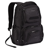 Legend IQ Backpack, 12 3/5 x 10 1/2 x 18 3/10, Black