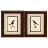 1256 Selby Birds, Pack of 2