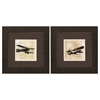 Propac Images 1643 Biplane, Pack of 2