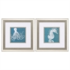 1660 Coastal Menagerie, Pack of 2