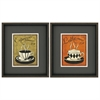 Propac Images 1881 Retro Coffee, Pack of 2
