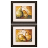 Propac Images 2229 Pear Study, Pack of 2