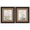 Propac Images 2433 Shore Birds, Pack of 2