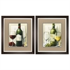 Propac Images 2445 Valley Wine, Pack of 2