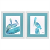 Propac Images 2446 Watercolor Pelican, Pack of 2