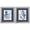 Propac Images 2449 Octopus Seahorse, Pack of 2