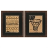 2454 Basketball, Pack of 2