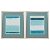2460 Teal Blocks, Pack of 2