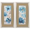 Propac Images 2805 Blue Garden, Pack of 2