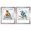 Propac Images 3562 Cardinal Blue Jay, Pack of 2