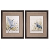 Propac Images 3573 Heron Sanctuary, Pack of 2