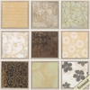 3676 Mosaic, Pack of 9