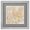 Propac Images 3723 GILDED ROME MAP
