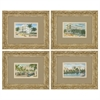 Propac Images 3735 Miami Beach, Pack of 4