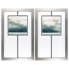 Propac Images 3739 Ocean Breeze, Pack of 2