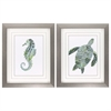 Propac Images 3744 Seahorse Turtle, Pack of 2