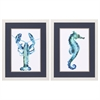 3763 Lobster Sea Horse, Pack of 2