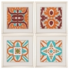 3772 Global Motif, Pack of 4