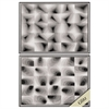 Propac Images 3857 Gradient Grays, Pack of 2