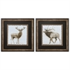 Propac Images 3969 Stag Elk, Pack of 2