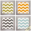 4577 Chevron, Pack of 4