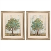 Propac Images 4740 Verdi Trees, Pack of 2