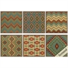 4938 Country Mood Tile, Pack of 6