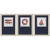 4984 Patriotic, Pack of 3