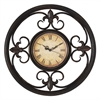 Propac Images 8167 METAL CLOCK