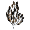 8344 BRONZE METAL LEAVES