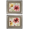 Propac Images 9085 Floral, Pack of 2