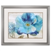 Propac Images 9458 BLUE POPPY POEM II