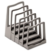 Avery Adjustable File Rack, Five Sections, 8 x 10 1/2 x 11 1/2, Gray
