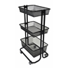 Kitchen Utility Cart - Black